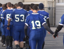 St. Georges football changes young man's life for the better